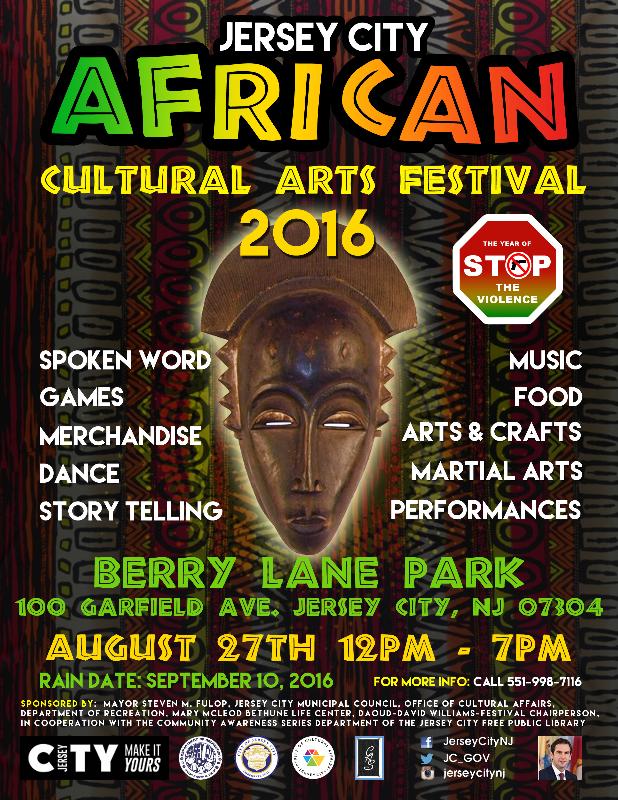 JC African Festival 2016